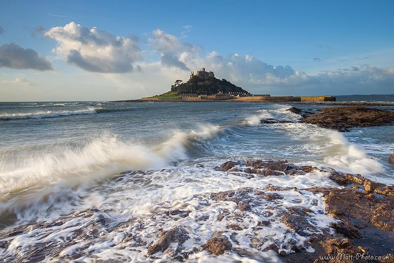 St Michael's Mount - Cornwall - West Coast