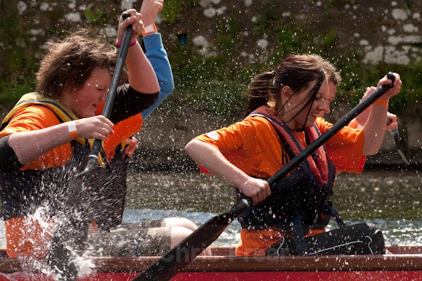 22 - Dumfries Devorgilla Dragon Boat Race 2010