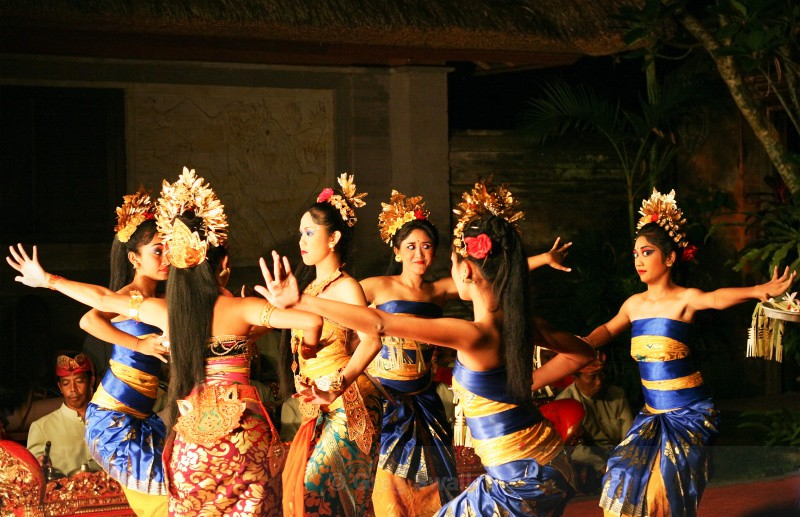 Palace Dance - Bali's Dancing Culture
