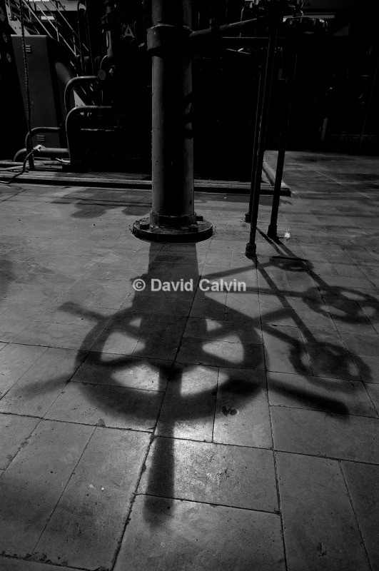 Shadows in the Power House - Shadows in the Power House