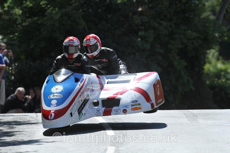 IMG_2286 - Sidecar Race 2 - TT 2013