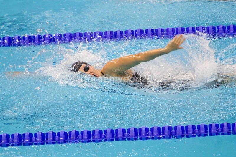 - GB Olympic Swimming Trials