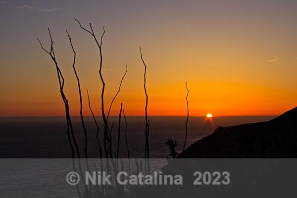 Coastal Sunset - SeaScapes
