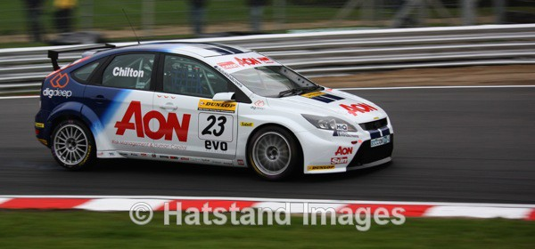 Tom Chilton - motorsport