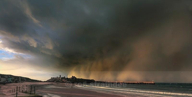 Thundercloud at Peel - Skies of Man