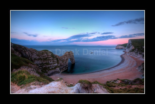 Durdle Dor Sunrise - Dorset