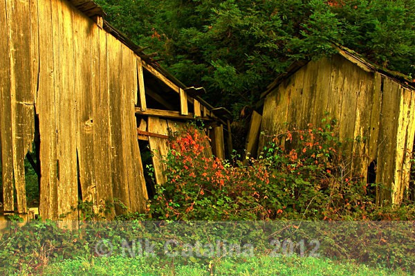 Broken Barns - Landscapes