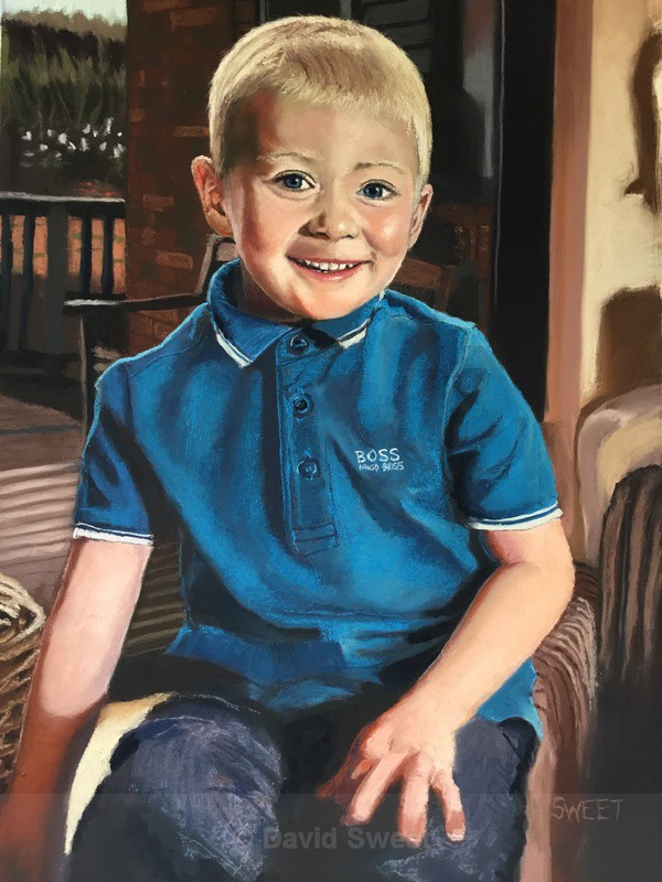 Ryan - Children's Portraits