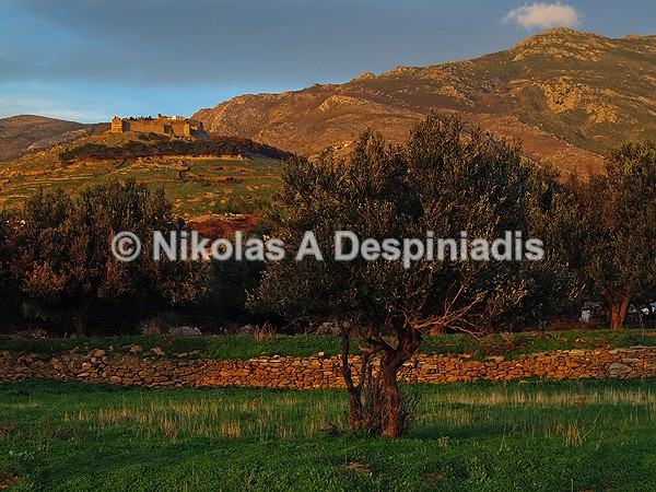 Κοκκινόκαστρο Ι Kastello Roso - Κεντρική Ελλάδα I Central Greece