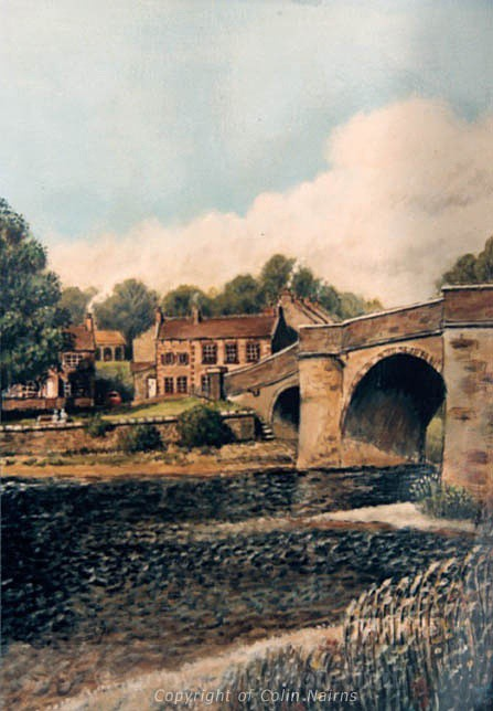 Burnsall Village - Landscapes