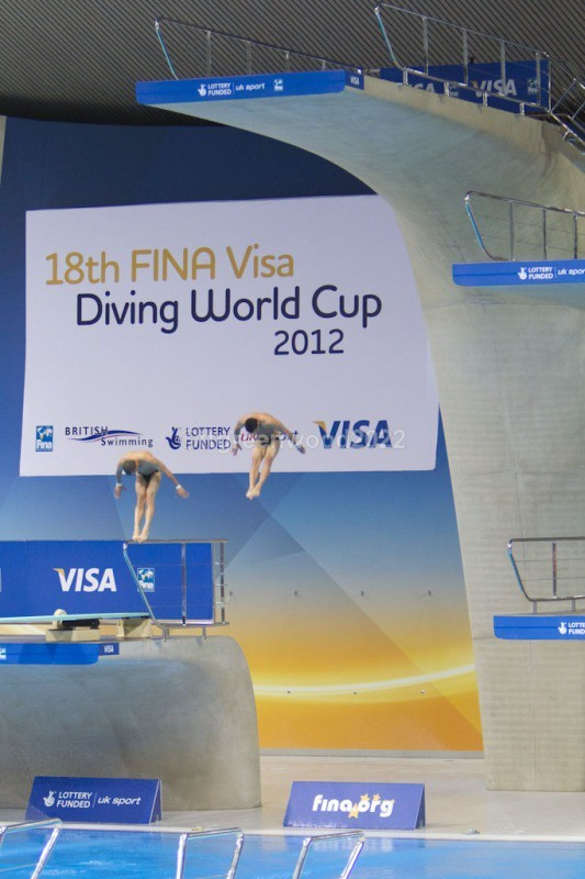 WCD-121 - World Cup Diving