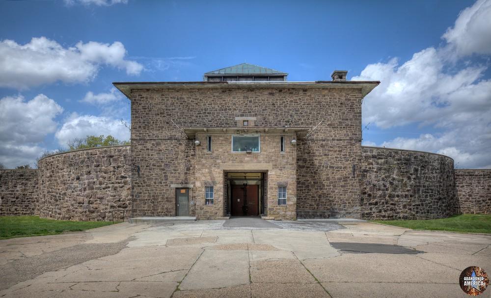 Exit, Holmesburg Prison, Philadelphia PA | Abandoned America by Matthew Christopher