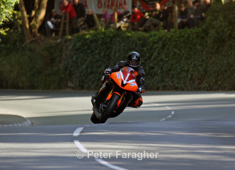 Wayne Hamilton - Manx Grand Prix and Classic TT