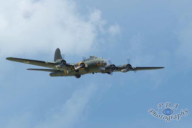 41 Boeing B-17F