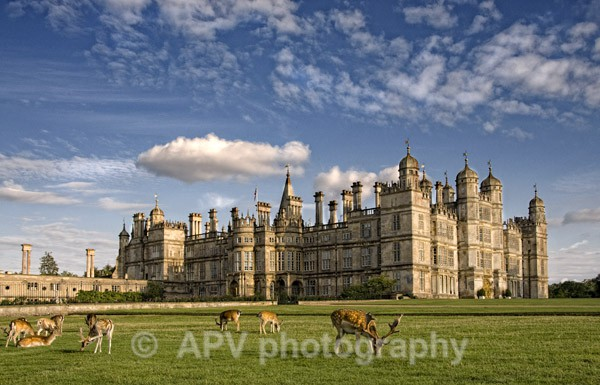 Summer's Day at Burghley house. - Limited Editions