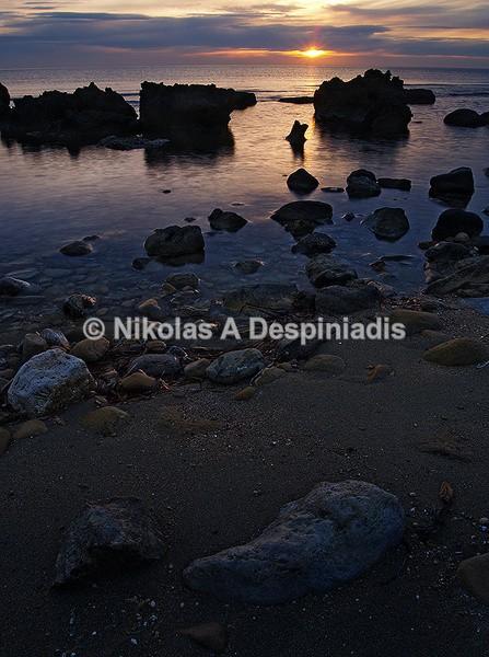 Skyros island Thallasography (2) Ι Σκυριανές Θαλασσογραφίες (2) - Νησιά I Islands