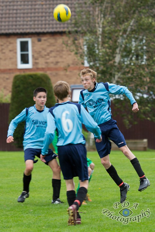 11 Football - Earls Barton United FC U16