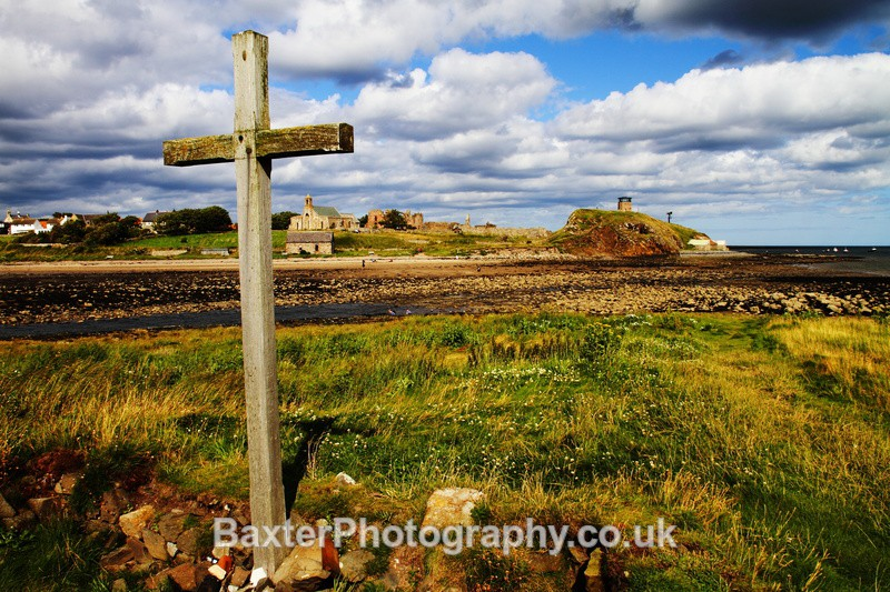 St Cuthbert's Cross - Northumberland