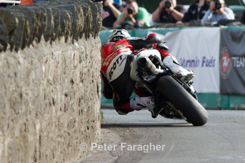 James Cowton - Southern 100 Road Races