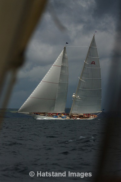 Adela through Eve of St. Mawes - On the sea