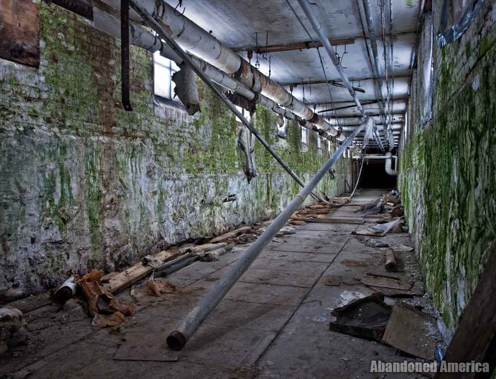 Tunnels | Norwich State Hospital