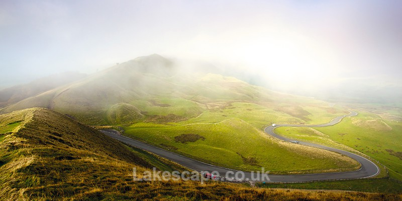 Lord's Seat 2229 - The Peak District