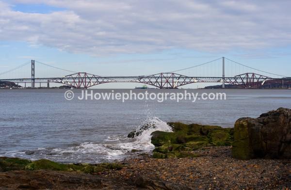 ForthRoad and Rail Bridges - Bridges of Scotland