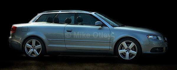 Audi 'CabrioVant' - Different...