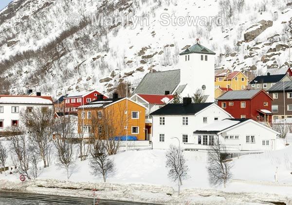 Øksfjord - Norway Coast