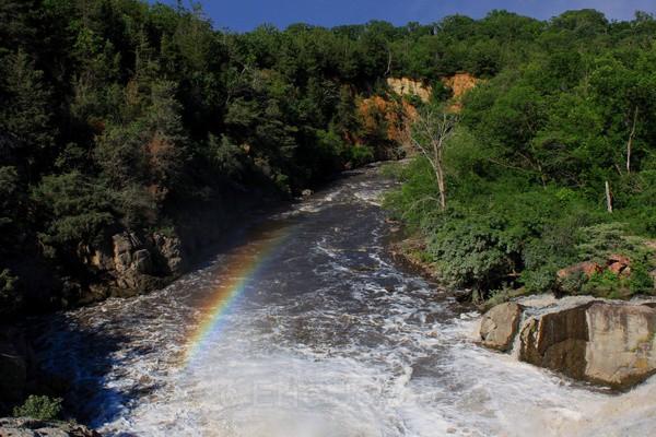 Rainbow Falls (I) - Ramsey Falls - Redwood Falls, MN