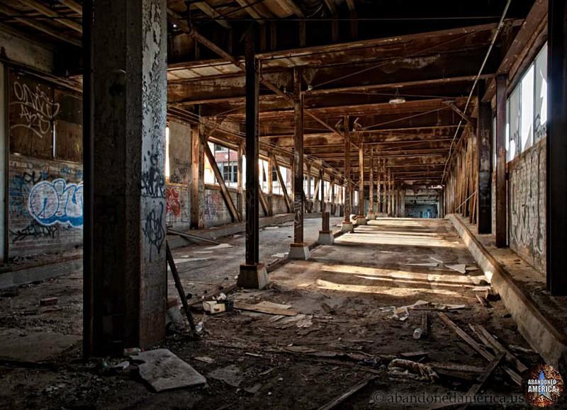 The Packard Motor Car Company, Detroit MI - Matthew Christopher's Abandoned America