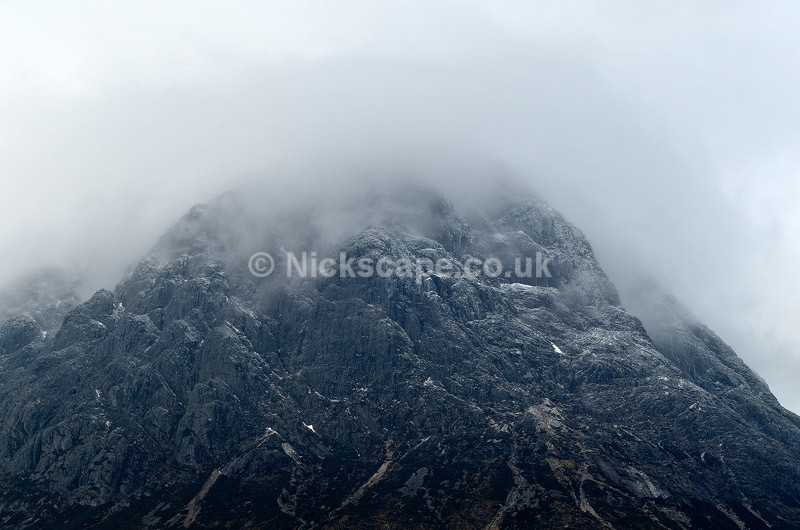 Buachaille Etive Mor Mountain - Glencoe, Scottish Highlands - Scotland