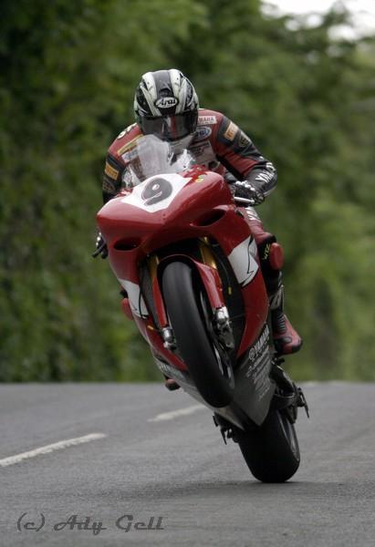 Jason Griffiths - Racing