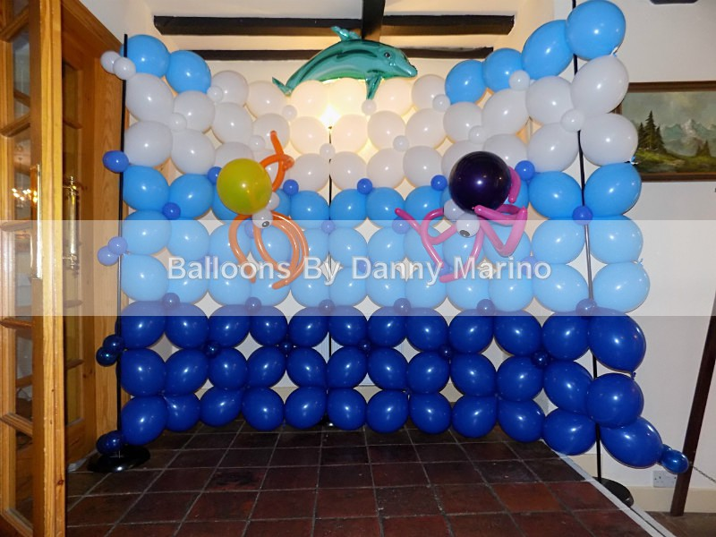 Photo Walls - Our Balloons