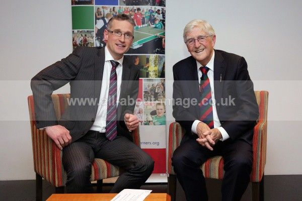 1N2A2038a - An Evening with Sir Michael Parkinson ~ NCFC, March 11th