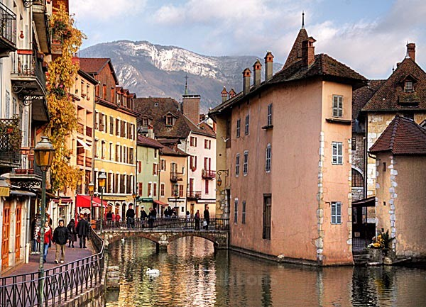annecy mountain view - Grenoble