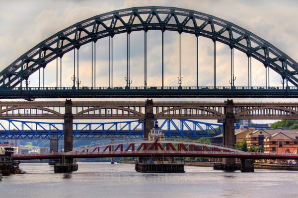tyne bridges - Newcastle