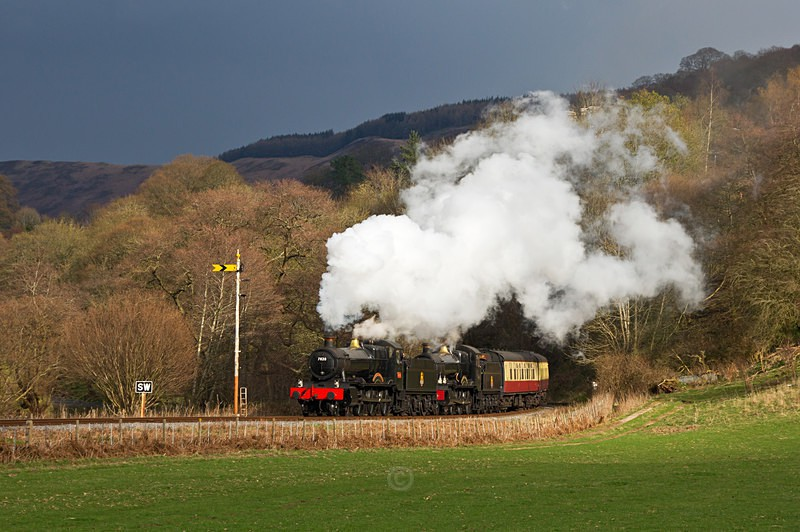 In to the light - The Lure of Steam