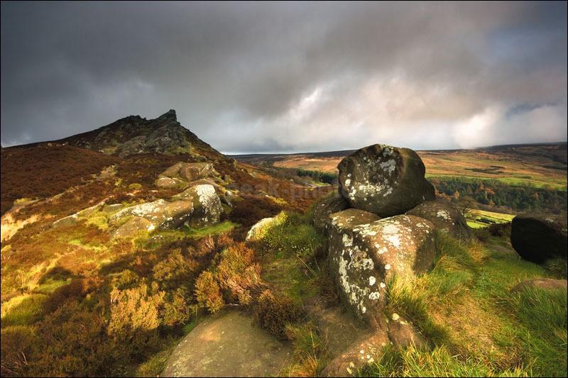 Ramshaw Rocks - Peak District | Dark Peak