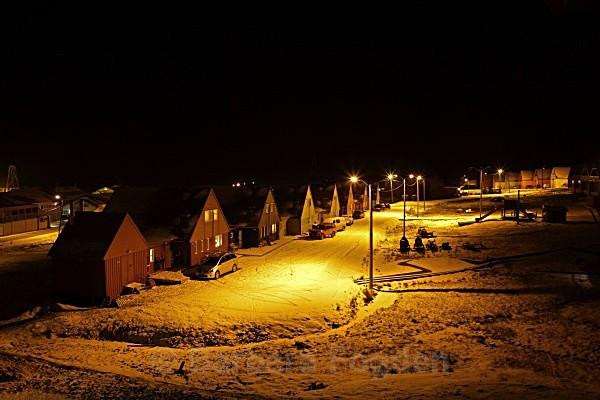 Longyearbyen 6737 - Polar night