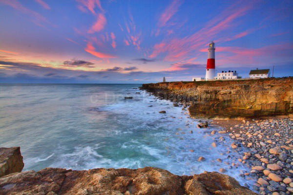 Portland Bill Sunrise - Dorset