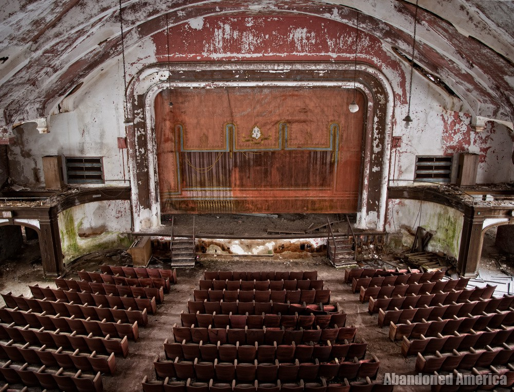 Auditorium Theater | Norwich State Hospital