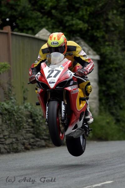 Darran Lindsay - Racing