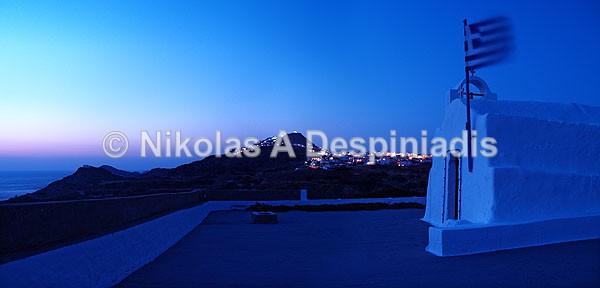 View to Trypiti - Νησιά I Islands