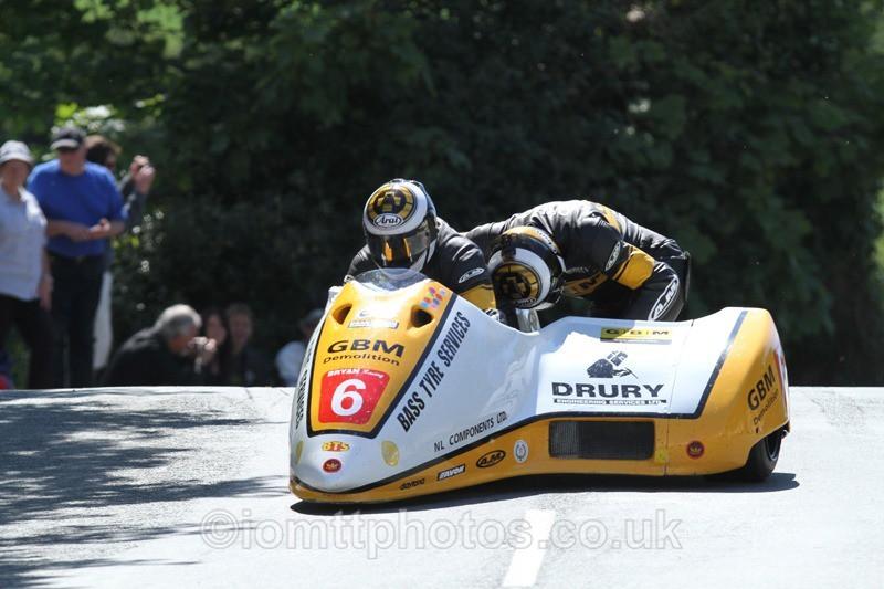 IMG_2291 - Sidecar Race 2 - TT 2013