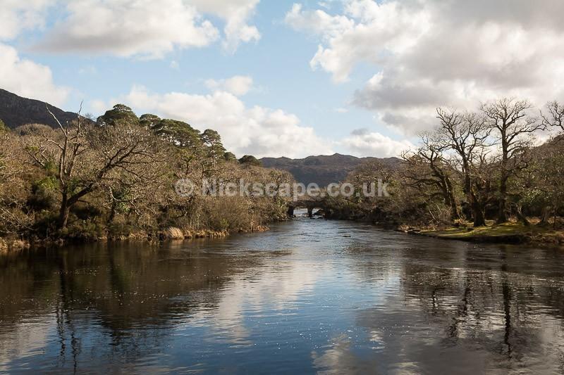 Old Weir Bridge - Meetings of the Waters - Killarney Co Kerry, Ireland - Ireland
