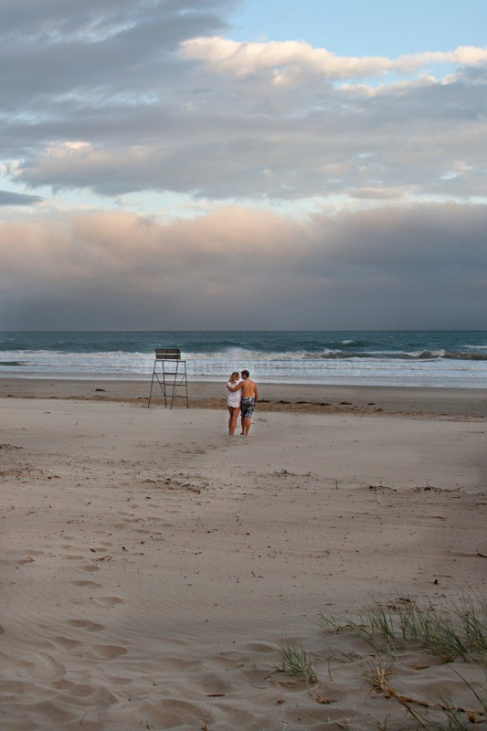 Ocean Beach Hawkes Bay New Zealand