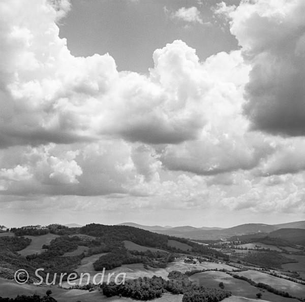 Radicondoli Tuscany Italy - Earth Meets Sky