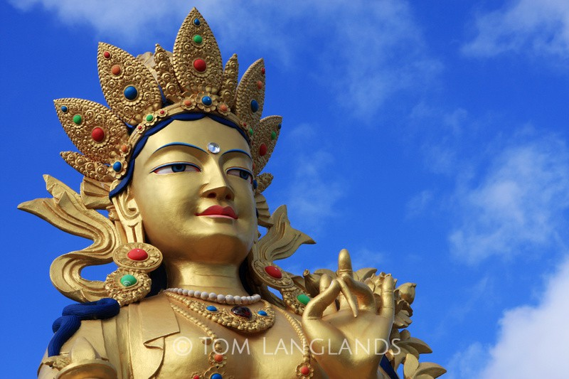 Green Tara - Art, Architecture and Places