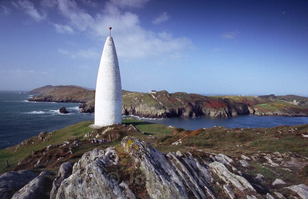 baltimore beacon, west cork, ireland